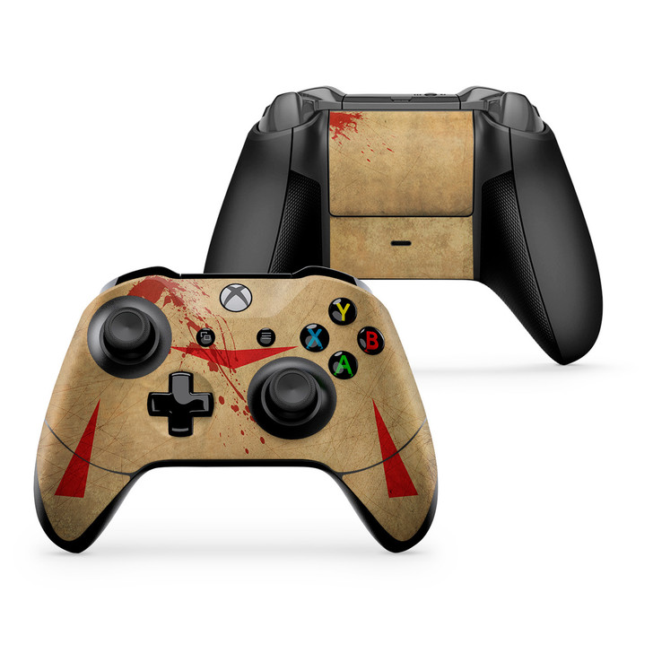 Friday the 13th Hockey Mask Xbox One X/S Controller Skin