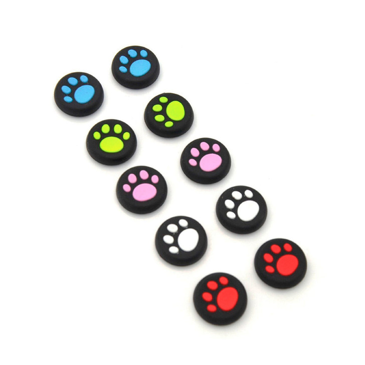 Nintendo Switch Paws Joycon Analog Stick Grips