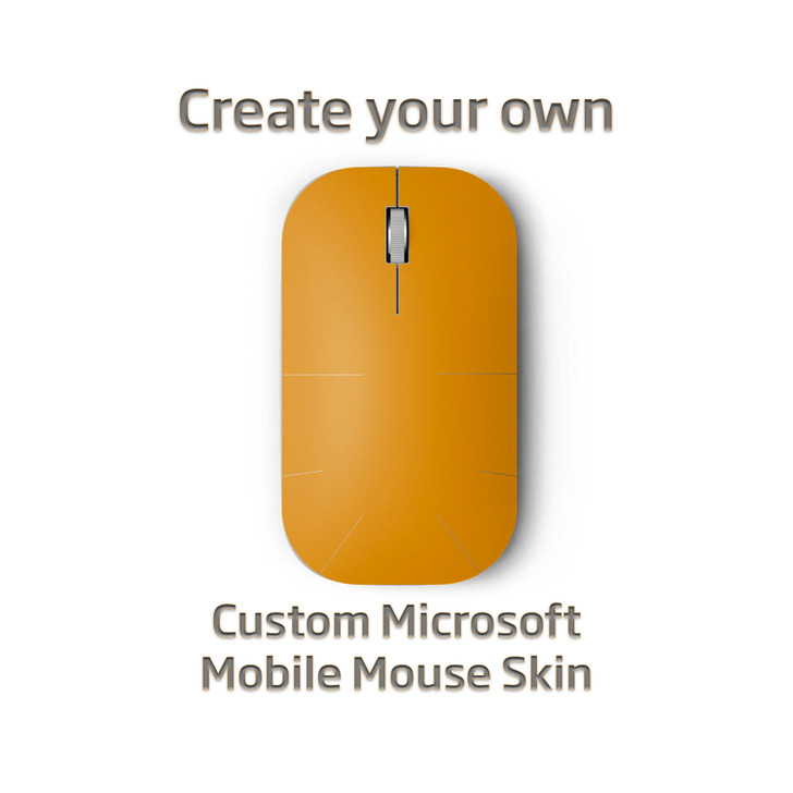Custom Create Your Own Surface Mobile Mouse Skin