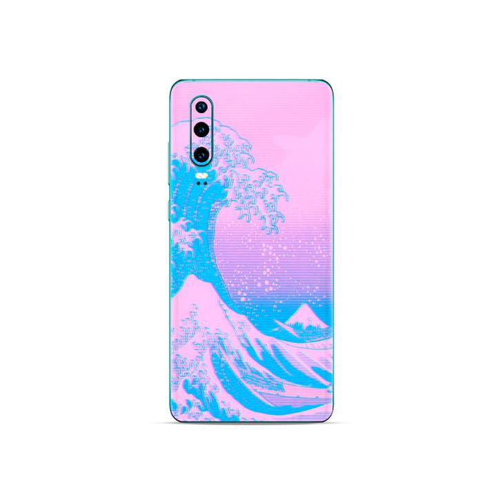 Kanagawave Huawei P30 Skin