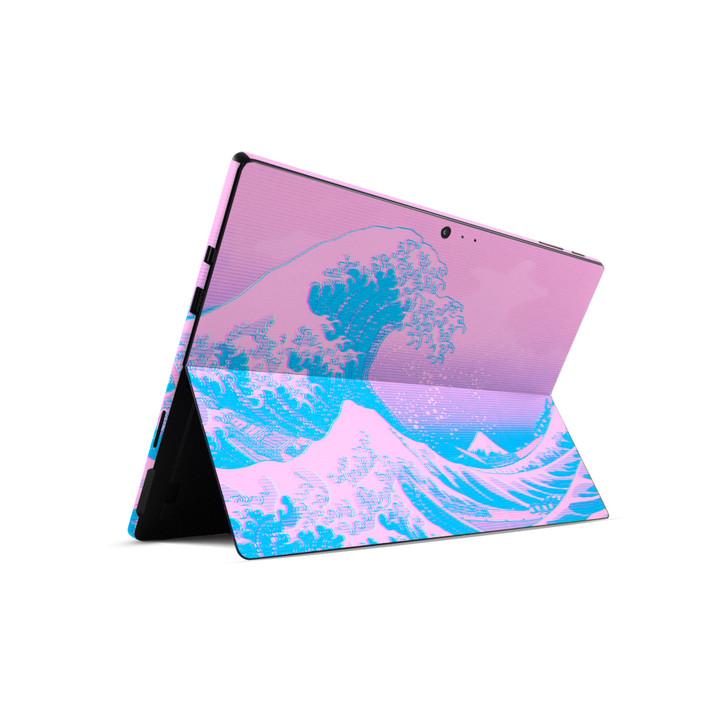 Kanagawave  Surface Pro Skin
