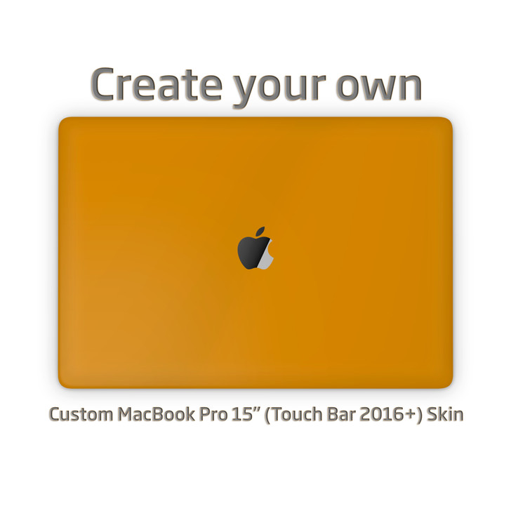 "Custom Create Your Own Macbook Pro 15"" Skin"