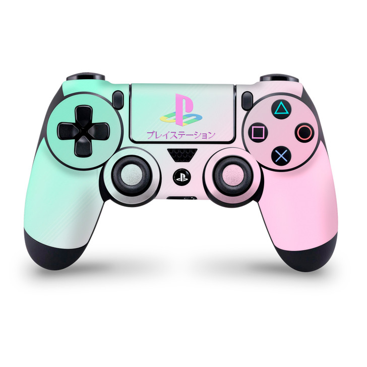 Ps Aesthetic Playstation 4 Controller Skin