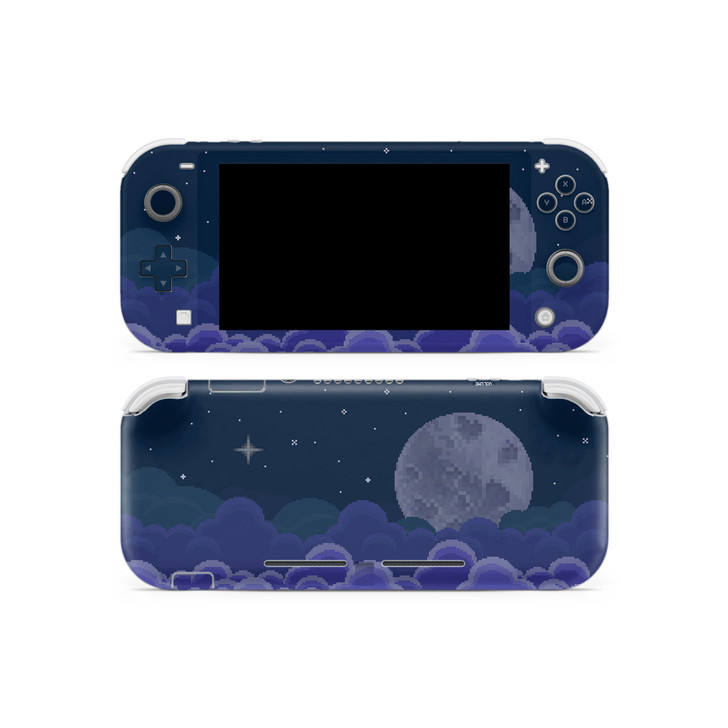 Nintendo Switch Lite Skin Beyond the Clouds
