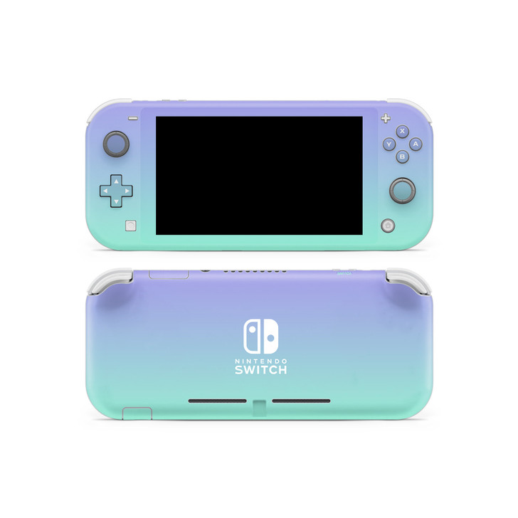 Nintendo Switch Lite Lavender Ombre Skin