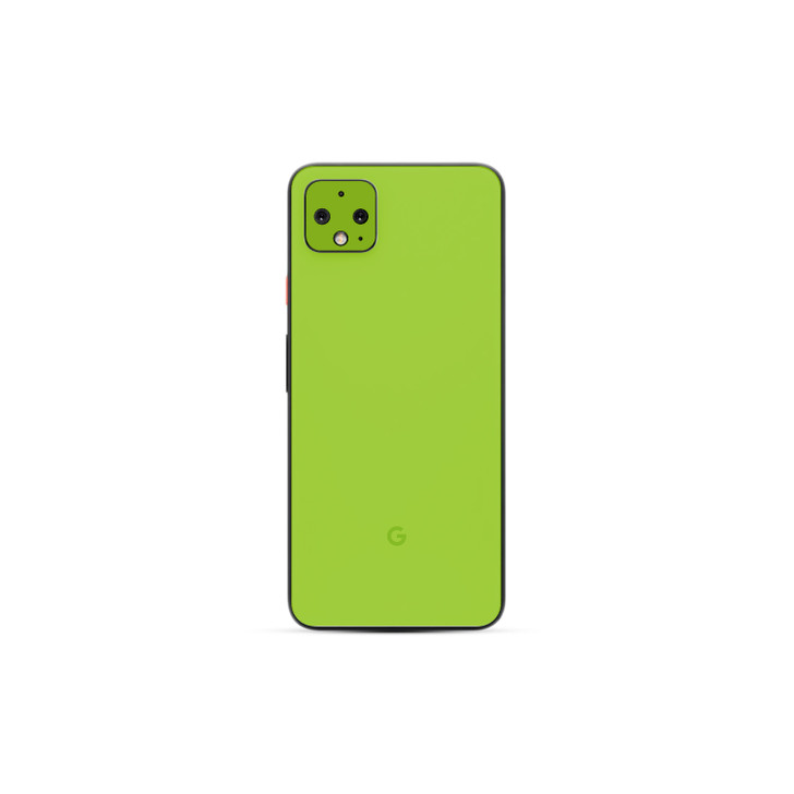 Google Pixel 4 XL Android Green Skin