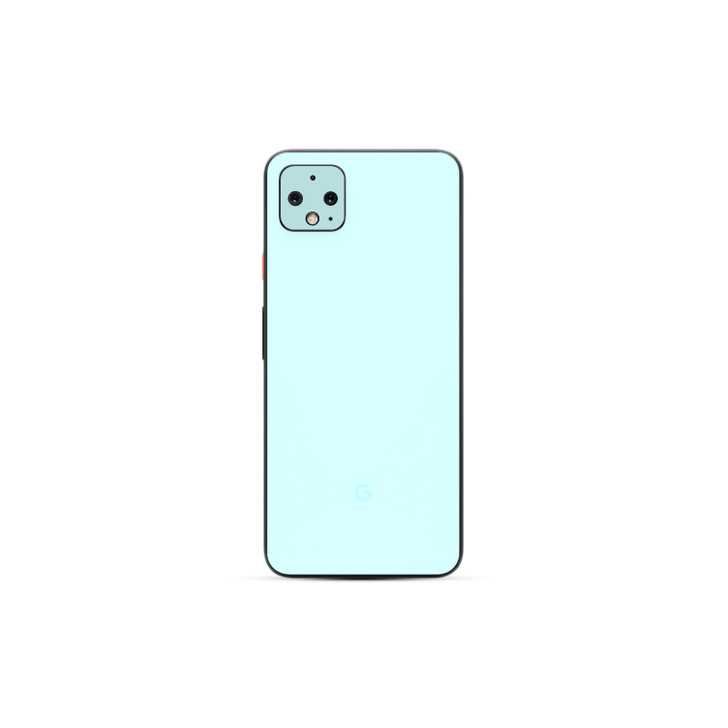 Google Pixel 4 XL Baby Blue Skin