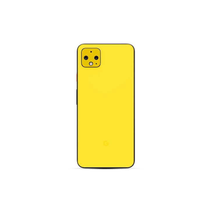 Google Pixel 4 XL Banana Yellow Skin
