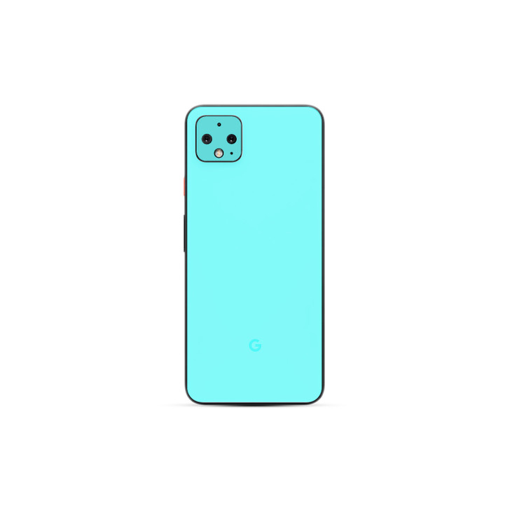 Google Pixel 4 XL Electric Blue Skin