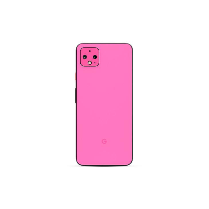 Google Pixel 4 XL Hot Pink Skin