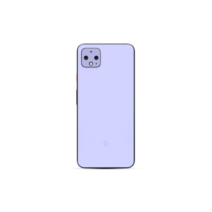 Google Pixel 4 XL Lavender Blue Skin