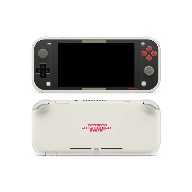 NES Theme Nintendo Switch Lite Skin