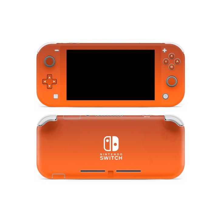 Nintendo Switch Lite Cajun Spice Skin