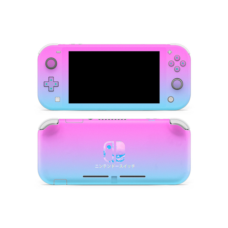 Nintendo Switch Lite Switchwave Skin