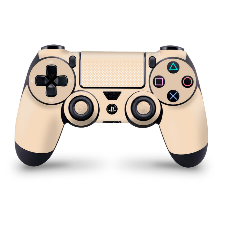 Playstation 4 Controller Skin Almond