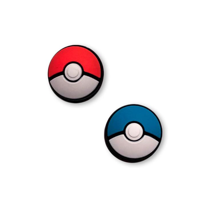 Nintendo Switch & Switch Lite Pokeball Theme Thumbstick Grips