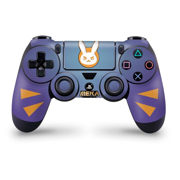 D.va Junebug Playstation 4 Controller Skin Overwatch Fan Art