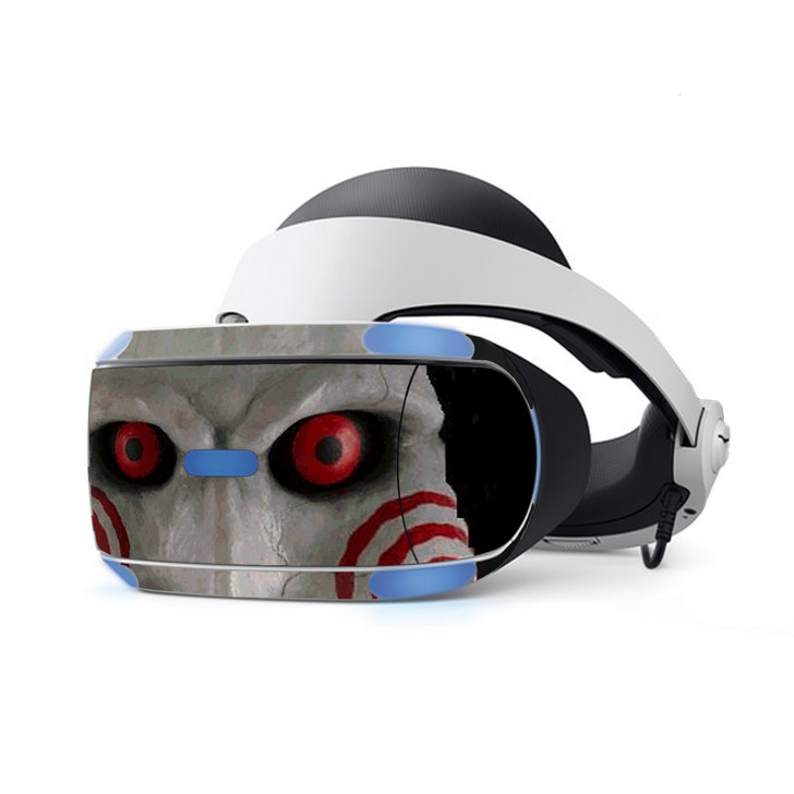 Billy The Puppet - Jigsaw PS VR Headset Skin