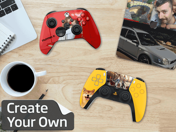 Design & Create Your Own Skins