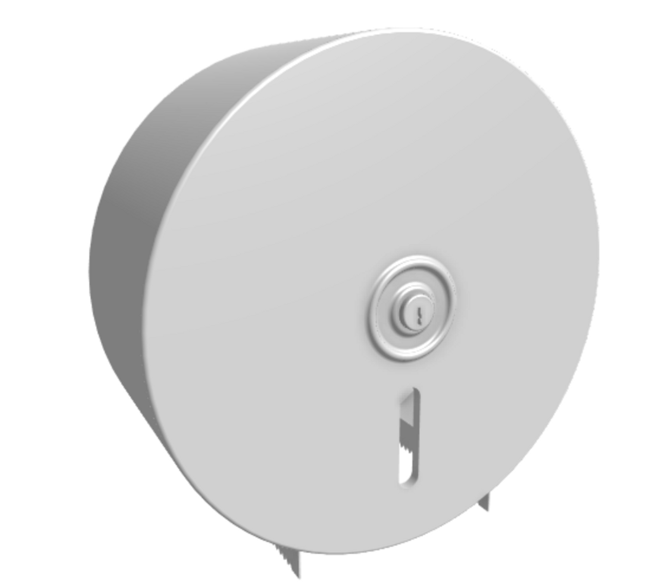 Single Jumbo Roll Toilet Tissue Dispenser (GP-105)