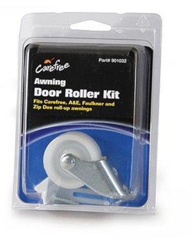 Permanent Mount Awning Door Roller Kit by Carefree®. 1 Piece.