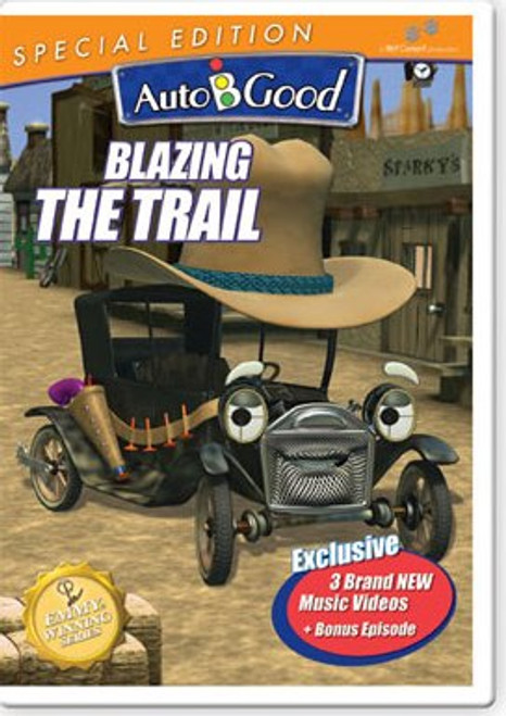 Auto B Good - Blazing the Trail DVD