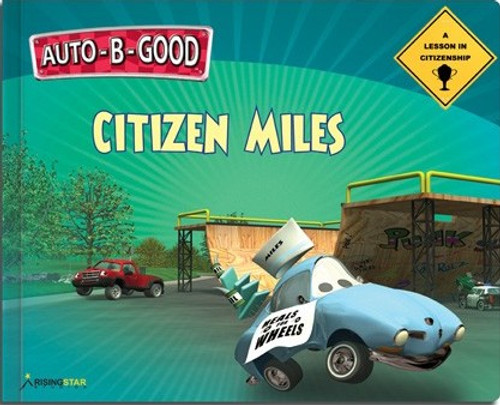Auto B Good - Citizen Miles Hardcover