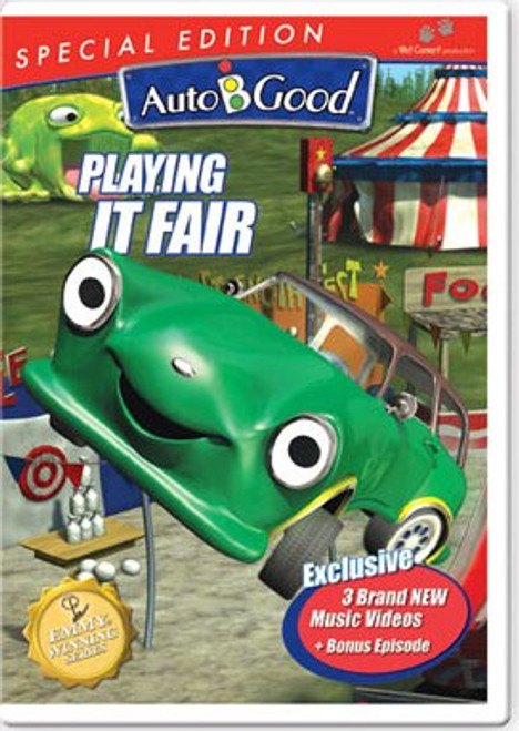 Auto B Good - Playing it Fair DVD