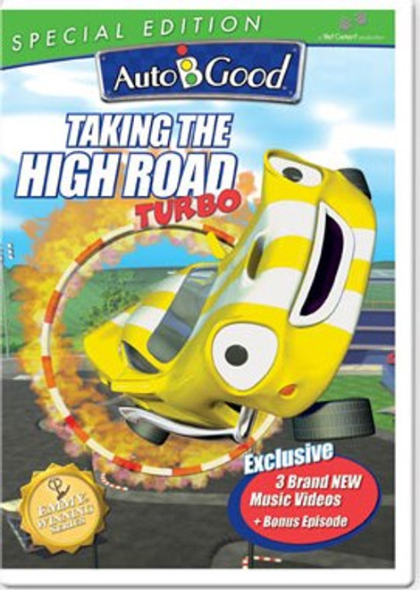 Auto B Good - Taking the High Road Turbo DVD