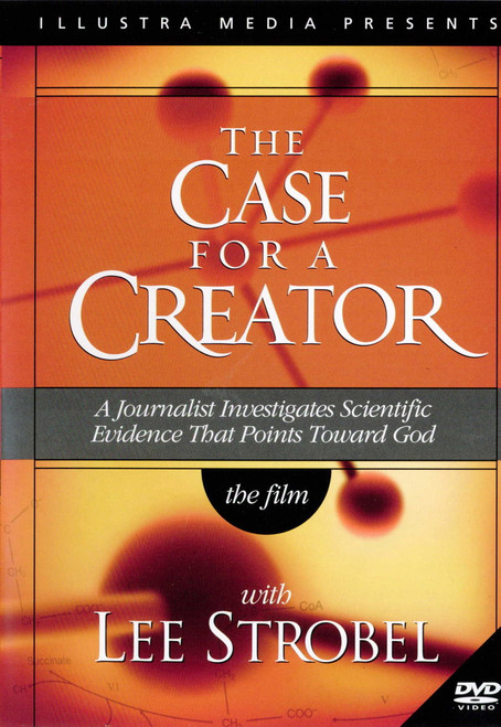 Case for a Creator/Lee Strobel - DVD