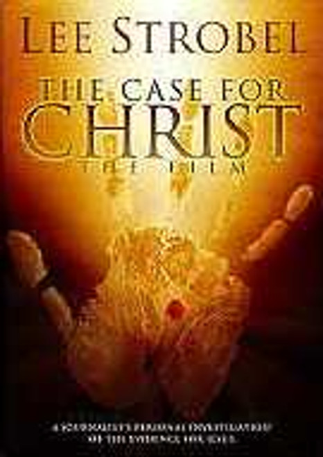 The Case for Christ Documentary - Lee Strobel DVD