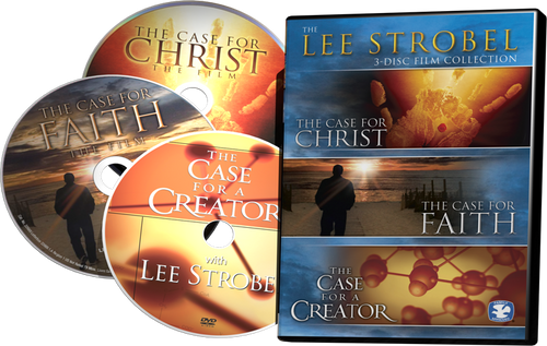 Lee Strobel Collection - 3 DVD Set