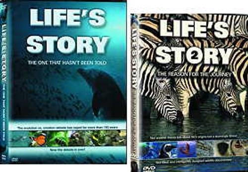 Life's Story 2-DVD Set
