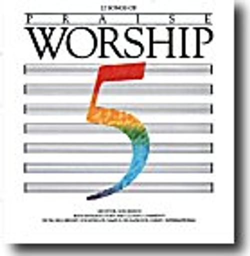 Praise & Worship 5 CD