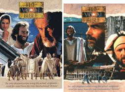 VB: Matthew & Acts 4-DVD Set