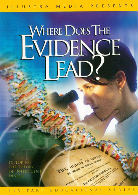 Where Does the Evidence Lead DVD