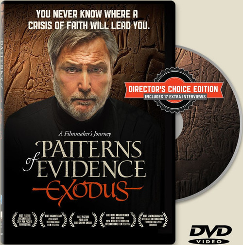 Patterns of Evidence- the Exodus DVD