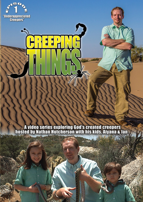Creeping Things - Episode 1 DVD