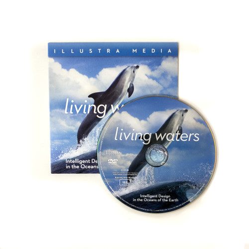 25 Living Waters Ministry Give-Away DVDs