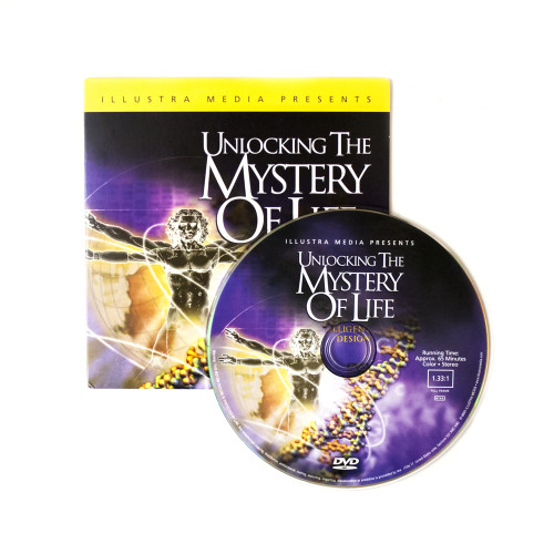 100 Unlocking the Mystery of Life Ministry Give-Away DVDs