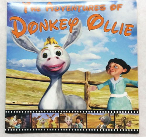25 Adventures of Donkey Ollie Ministry Give-Away DVDs