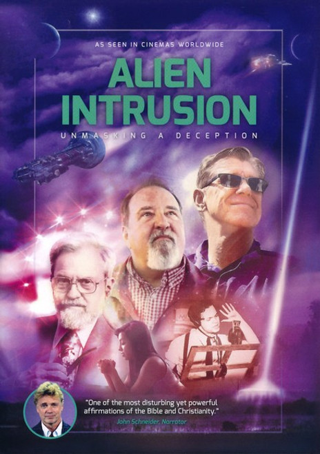 Alien Intrusion Unmasking a Deception DVD