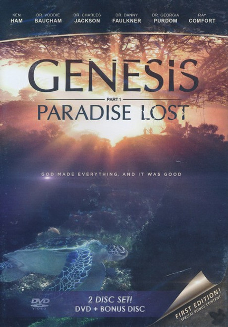 Genesis Paradise Lost Part I DVD