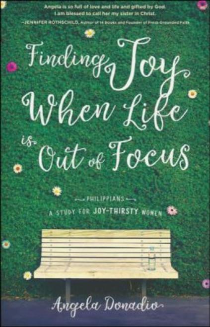 Finding Joy: A Study for Joy Thirsty Women
