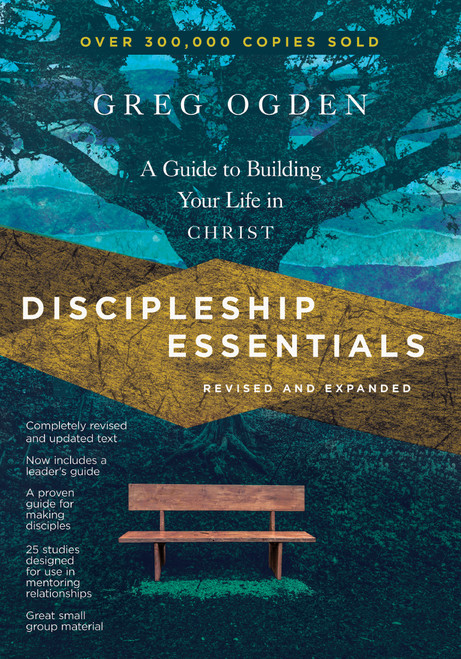 DISCIPLESHIP ESSENTIALS by Greg Oden Revised and Expanded Paperback Book