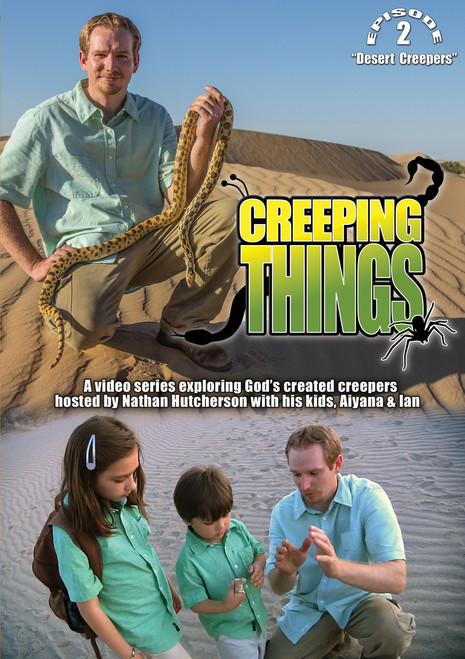 Creeping Things Episode 2 - Desert Creepers VOD