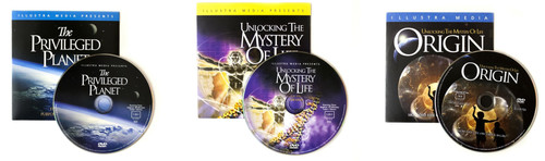 15 COMBO PACK UNLOCKING THE MYSTERIES OF LIFE + 25 FREE JESUS FILM EASTER GIFT CARDS