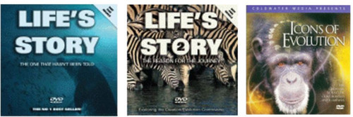 LIFE'S STORY 21  DVD COMBO  PACK WITH ICON PLUS  FREE 25 JESUS FILM EASTER GIFT CARDS AND FREE SHIPPING!!
