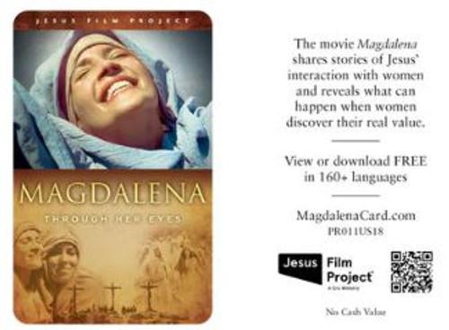 MAGDALENA GIFT CARDS