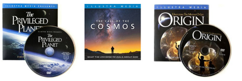 20 COMBO PACK - 5-PRIVILEDGE PLANT,  5-COSMOS, 5-ORIGINS + 5 JESUS FILM